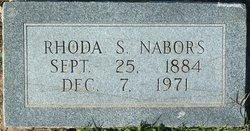 Rhoda Sue <I>Slack</I> Nabors