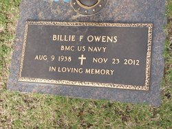 "Billie Faye ""Sonny"" Owens"