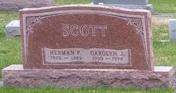 Herman F. Scott