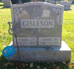Annie D <I>Bennett</I> Gisleson