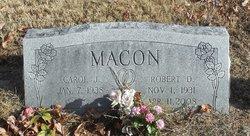 Robert Dale Macon