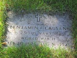 Benjamin Frederick Crusan