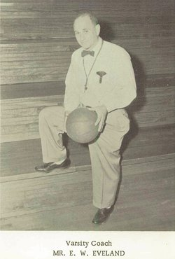 """Ernest Wesley """"Ernie"""" Eveland"""