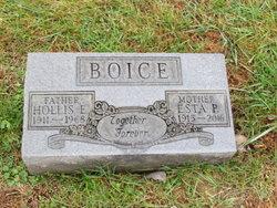Hollis E. Boice
