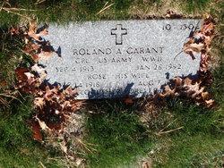 Roland A Garant