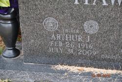 Arthur J Hawkins