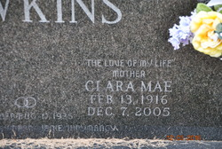 Clara Mae Hawkins