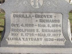 Orrilla <I>Grover</I> Richards