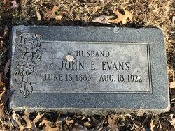 John Millard Evans