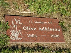 Olive Adkisson
