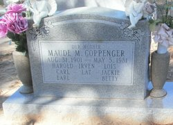 Geneva Maude <I>Cunningham</I> Coppenger