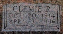 Clemie R Wedel