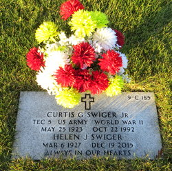 Curtis G Swiger, Jr