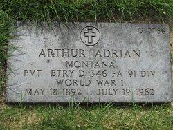 Arthur Patrick Adrian