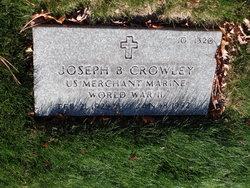 Joseph B Crowley