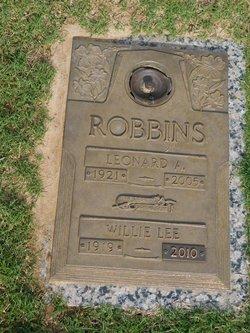 Willie <I>Lee</I> Robbins