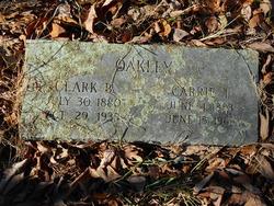 Clark B Oakley