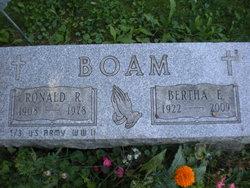 Bertha E. Boam