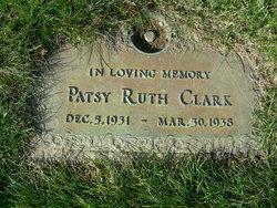 """Patricia Ruth """"Patsy"""" Clark"""