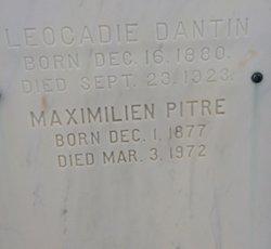 Maximilien Eveque Pitre