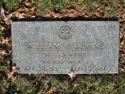 William R Devine