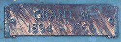 Grant M. Ridenour