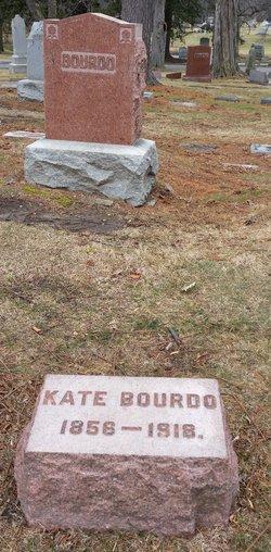 "Katherine ""Kittie"" <I>Sullivan</I> Bourdo"