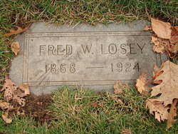 """Frederick W """"Fred"""" Losey"""