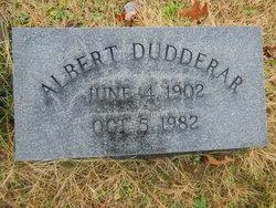 Albert Dudderar