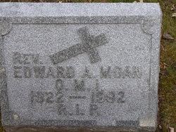 Rev Edward A Moan