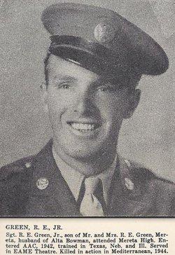 Sgt Ralph E Green, Jr