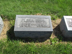 "Florence Laura ""Flora"" <I>Smith</I> Buck"