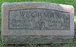 George F. Weckman