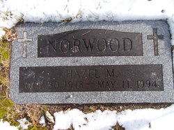 Hazel M. <I>Dyment</I> Norwood