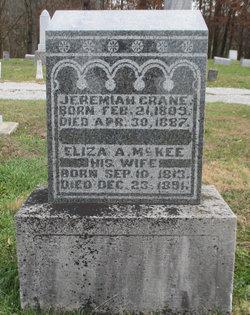 Eliza A. <I>McKee</I> Crane
