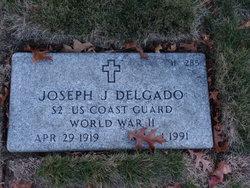 Joseph J Delgado