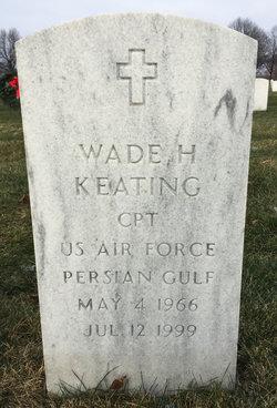 Wade H Keating