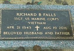 """Richard Benjamin """"Dick"""" Falls"""