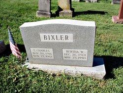 Bertha W Bixler