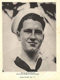 Warren Joseph Sherrill