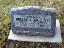 Shirley A Gadzinski