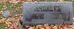 Mary Leticia <I>Crouse</I> Andrews