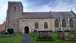Sibthorpe Churchyard