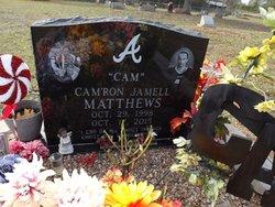 Cam'Ron Jamell Matthews