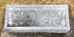 Scott Winthrop Spencer