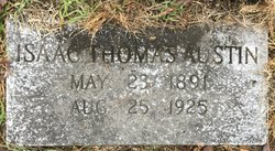 Isaac Thomas Austin