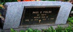 Paul E. Fields