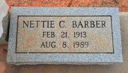 Nettie C Barber