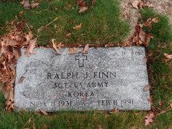 Ralph J Finn
