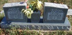 """Caroline Julia """"Lena"""" <I>Sedlacek</I> Beringer"""